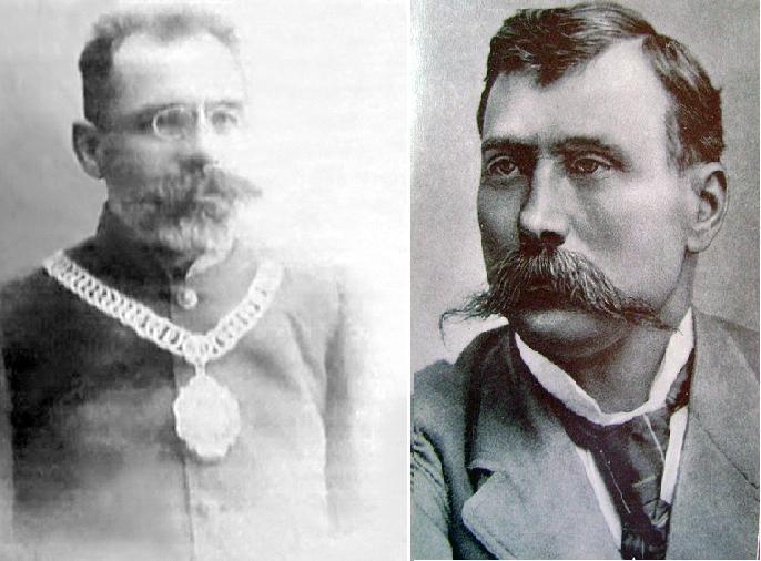 Іван Огієнко та Микола Садовський