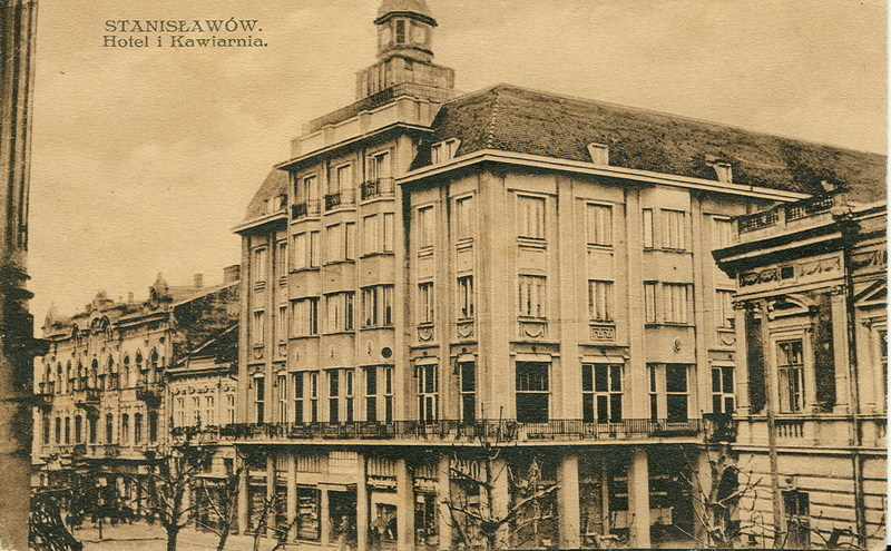 Будівля в Станіславові (Івано-Франківську), де Угоду про Соборність ратифікував парламент ЗУНР