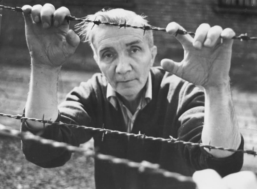 Александр Кулісевич відвідав Заскенгаузен наприкінці 1960-х років