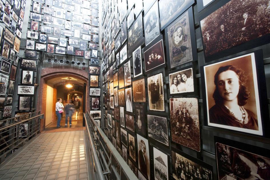 Музей-меморіал Голокосту у Вашингтоні