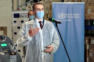 «Charite» не знайшла мутованого коронавірусу в українських зразках – Ляшко