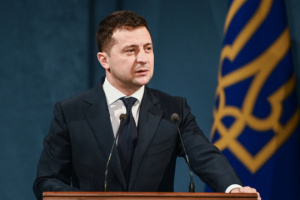 Zelensky presents state awards to State Guard Department servicemen