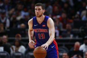 НБА: «Детройт» с Михайлюком обыграл «Филадельфию»