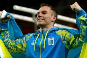 体操のヴェルニャエフ選手、一時的に大会出場禁止