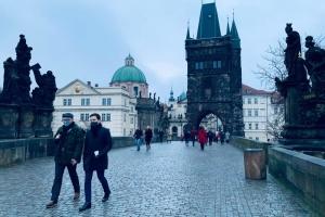В Чехии закончилось введенное из-за COVID-19 чрезвычайное положение