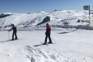 На лыжах с турецких гор