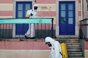 Локдаун у Португалії зачепив усе окрім шкіл