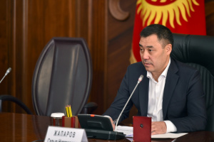 Хакери зламали Фейсбук-сторінку президента Киргизстану
