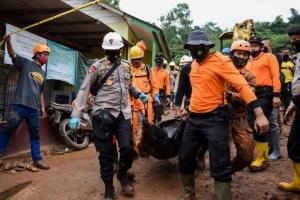 Кількість жертв землетрусу в Індонезії зросла до 56