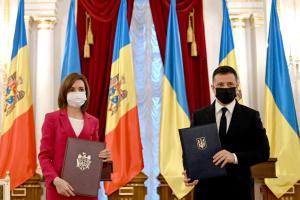 ウクライナ・モルドバ両国大統領共同声明全文