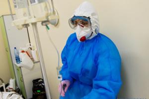 Ukraine reports 2,516 new coronavirus cases