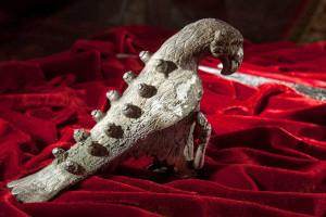 Серебряный орел из «вознесеновского клада»