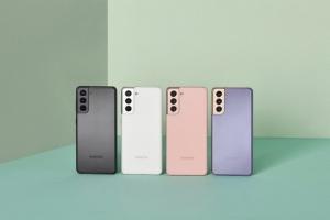 Тройная камера и 5G: Samsung представил новые Galaxy S21