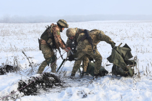 Invaders violated ceasefire in Donbas twice in last day