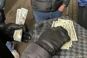 Начальника управління комунального транспорту Києва спіймали на хабарі
