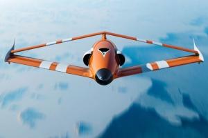 Во Франции разрабатывают беспилотники с «крыльями-ромбами»