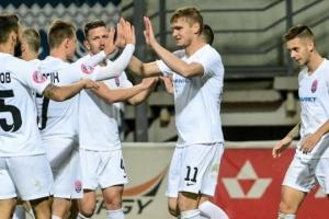 «Зоря» в товариському матчі програла польському «П'ясту»