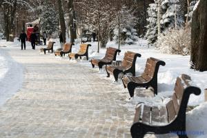 Украине прогнозируют еще немного морозов и снега