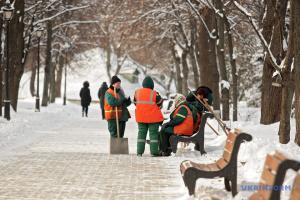 У Києві посилили «снігові рейди» - перевіряють, як чистять вулиці