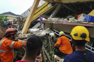 В Індонезії після землетрусу зафіксували афтершок