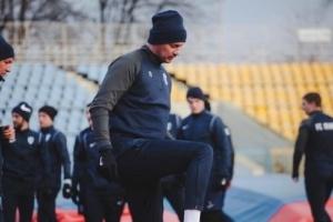 Мілевський дебютував за «Минай»