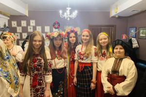 Українці на Уралі відзначили Щедрий вечір