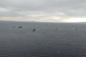 Турецкие корабли провели стрельбы в Эгейском и Средиземном морях