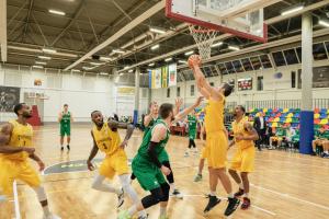 Суперлига: «Тернополь» в овертайме победил «Будивельнык»