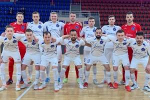 «Продэксим» разгромил «Шкупи» и вышел в 1/8 финала футзальной Лиги чемпионов