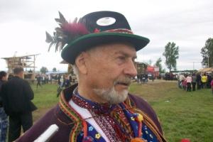 У СФУЛО привітали з 85-річчям відомого зберігача лемківської культурної спадщини Степана Криницького