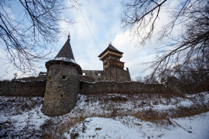 Через Закарпатье и Румынию проляжет замковый маршрут для туристов
