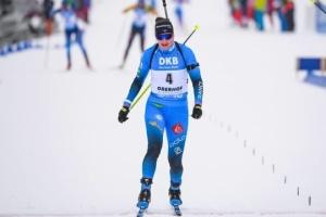Жюлія Симон перемогла в мас-старті в Оберхофі