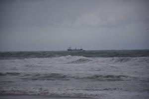 トルコ沿岸でウクライナ企業所有の貨物船事故 死者あり