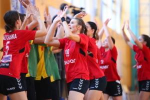 «Галичанка» вышла в четвертьфинал Европейского кубка ЕГФ