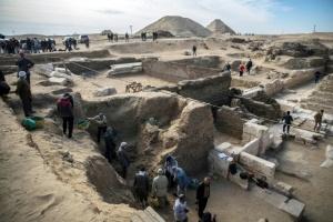 Біля Каїру археологи виявили поховальний храм
