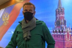 У Росії заявили, що затриманий Навальний залишиться під вартою до суду
