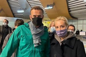 Amnesty признала Навального узником совести