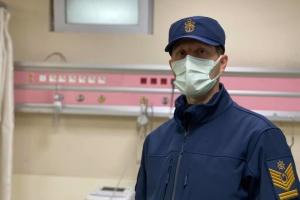 Командир корабля берегової охорони розповів, як рятували українських моряків