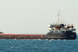 Mer Noire: cinq marins disparus dans le naufrage d'un cargo