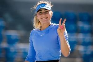 Марта Костюк впервые вошла в топ-80 рейтинга WTA