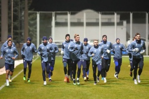 «Динамо» сыграет первый матч на сборах в ОАЭ