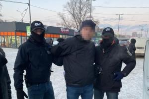 В Киеве задержали на взятке чиновника Госэкоинспекции - СБУ
