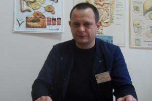 Евгений Дубивка, врач-гастроэнтеролог