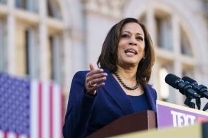 Камала Гарріс пішла з посади сенаторки, щоб стати віцепрезиденткою США