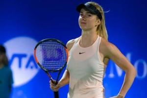 Світоліна запланувала зіграти на трьох турнірах після Australian Open