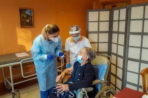 В Италии вакцину получила 108-летняя женщина, ставшая самой старшей из всех привитых