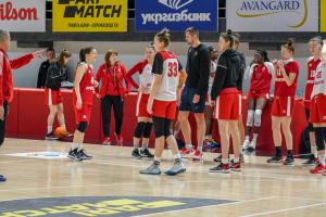 «Прометей» стартує в жіночому Єврокубку ФІБА