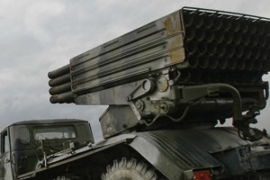 "OSZE entdeckt 22 nicht abgezogene Raketenwerfer ""Grad"" in besetzter Region Luhansk"