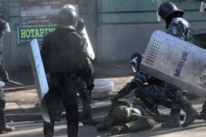 7th anniversary of Maidan: Clashes with Berkut riot police started on this day