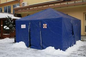 За сутки в пункты обогрева обратилось более 1350 человек